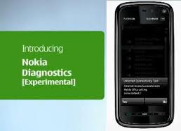 diagnostic Free Download Application for health check with your Nokia s60v5 Nokia Beta Labs Diagnostics