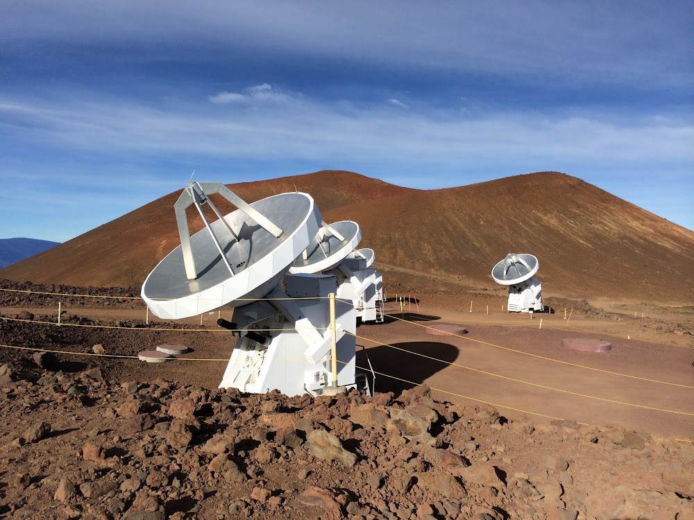 james clerk maxwell telescope - 1000×750