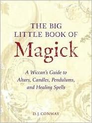 Thelema Review The Big Little Book Of Magick By D J Conway Image