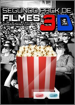 3delite Segundo Pack Filmes em 3D   Dual Áudio   BluRay