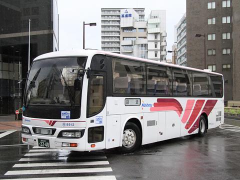 西日本鉄道「フェニックス号」 9912
