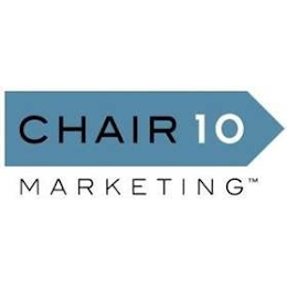 Chair 10 Marketing logo