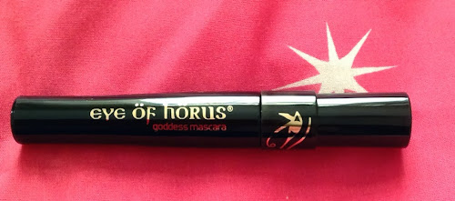 A picture of the tube of Eye of Horus Mascara