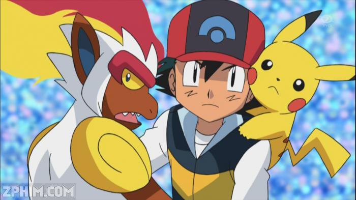 Ảnh trong phim Bảo Bối Thần Kỳ 13 - Pokemon Season 13 3