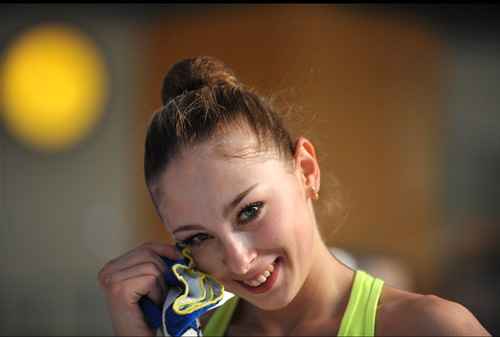 Vos photos favorites de gymnastes ! Dasha_holon