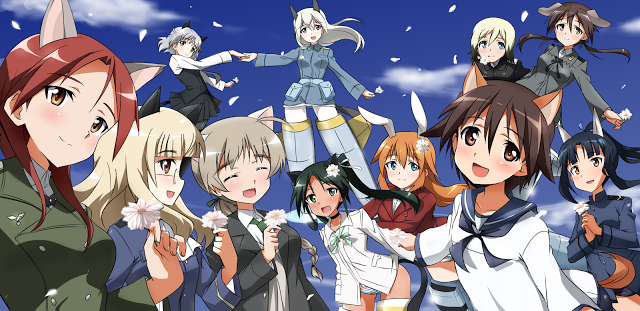 Xem phim Strike Witches - Operation Victory Arrow - Saint Trond&#39s Thunder | Tiếng Sấm của Saint Trond Vietsub