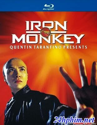 Thiết hầu (1993) - Iron Monkey