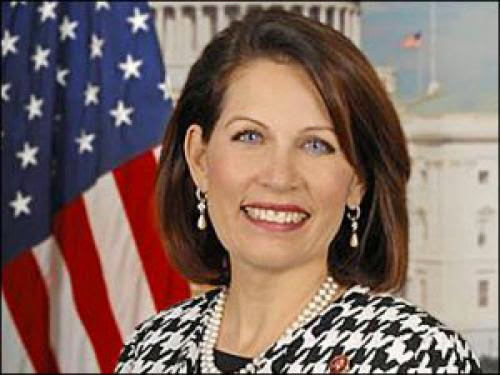 Michele Bachmann Gets Gods Help For Election