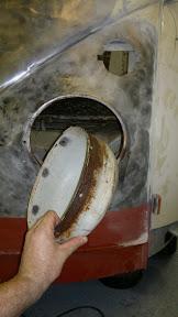Headlamp Bowl Removal