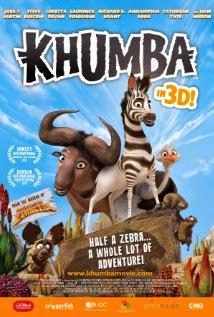 Khumba: La cebra sin rayas (2013)