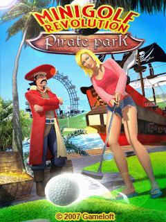 Minigolf Revolution Pirate Park [By Gameloft] MNG1