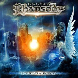Luca Turilli's Rhapsody - Ascending to Infinity (2012)  [Limited Edition]