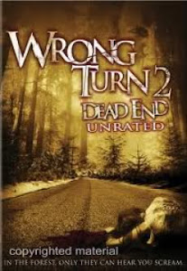 Ngã Rẽ Tử Thần 2 - Wrong Turn 2: Dead End poster