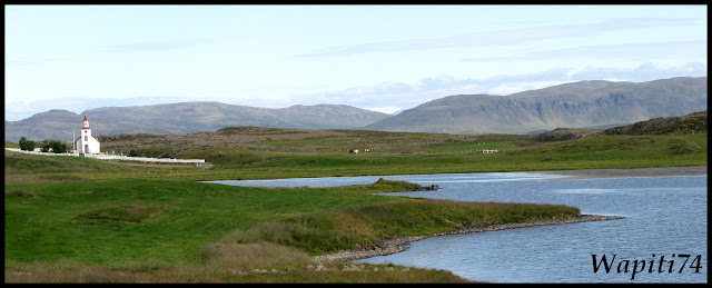 Un tour  d'Islande, au pays du feu... et des eaux. 16-Helgafell