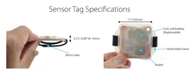 Wireless Sensor Tags