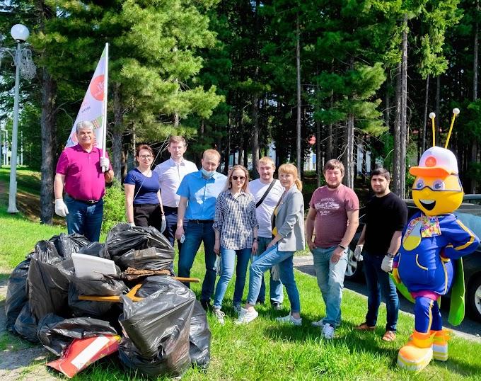Экомарафон «Экособытия Югры» в муниципальных образованиях автономного округа