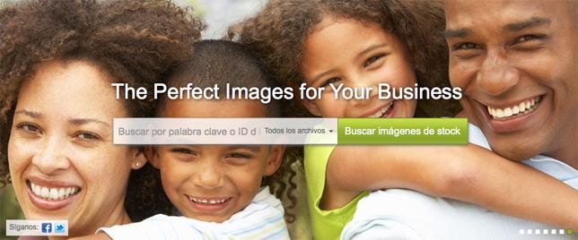 Depositphotos, fotografía de stock