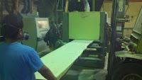 sanding slabs for lodge