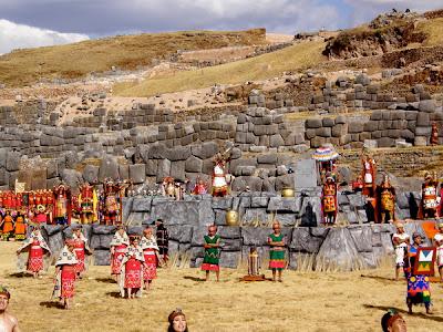 Največji festival Inti Raymi posvečen Bogu sonca