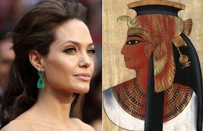 Angelina Jolie movies Cleopatra