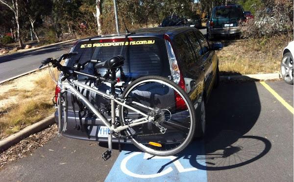 belconnen disabled parking