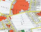 文久二(1862)年御府内沿革図書の仙台藩麻布屋敷