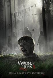 Ngã Rẽ Tử Thần 5 - Wrong Turn 5 poster