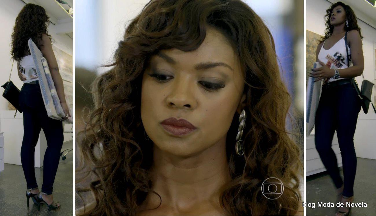 moda da novela Império - look da Juliane dia 11 de agosto
