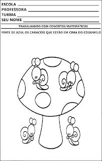 ATIVIDADADE CONCEITO: EM CIMA E EM BAIXO