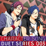 Free! Character Song Duet Series Vol.3 – Rin & Rei