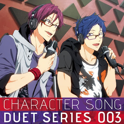 Free! Character Song Duet Series Vol.3 - Rin & Rei