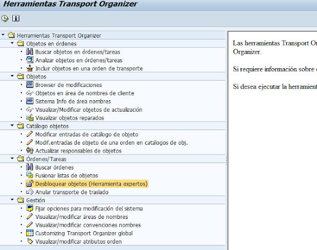 SAP SE03