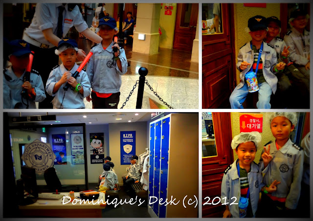 my little policemen
