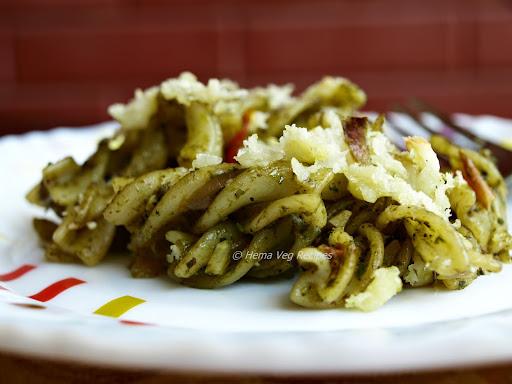 Spinch Pasta