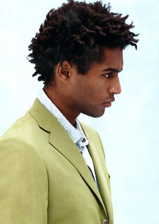 Thiago Santos by Bruno Staub for GQ France, March 2012.
