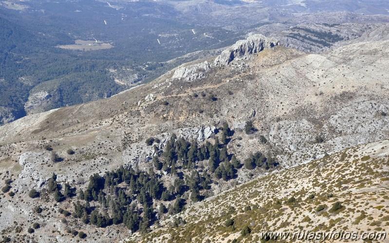 IX Travesía Sierra de las Nieves