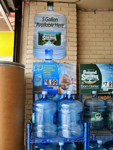 water vending machines newark usa