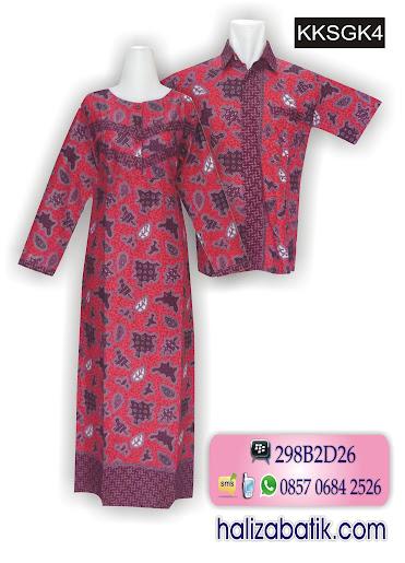 busana muslim terbaru, batik sarimbit murah, gambar batik terbaru