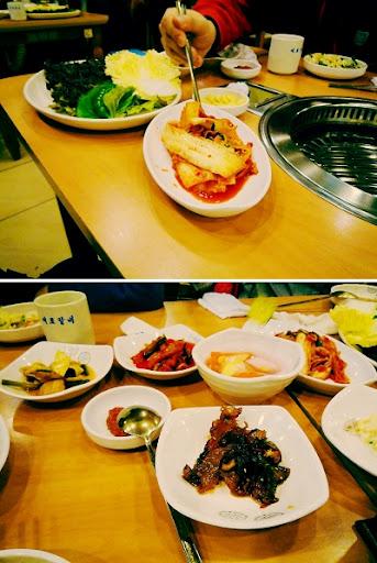 首爾自由行-南山真炭火烤肉