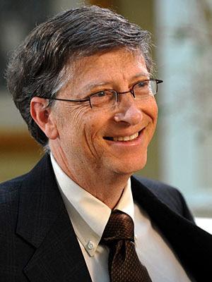 Bill Gates es el segundo hombre más rico del mundo