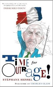 Time For Outrage book cover