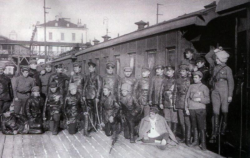 железной дороге был создан
