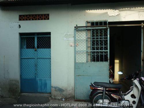 Bán nhà Trường Sa, Quận Phú Nhuận giá 1, 2 tỷ  NT141