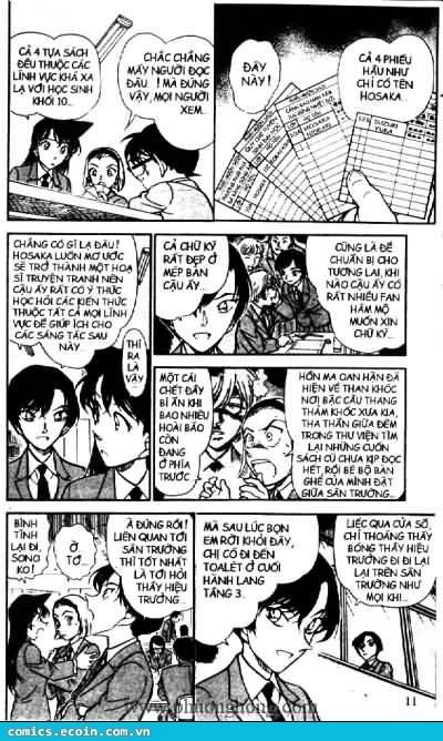 Detective Conan Chap 458 - Truyen.Chap.VN
