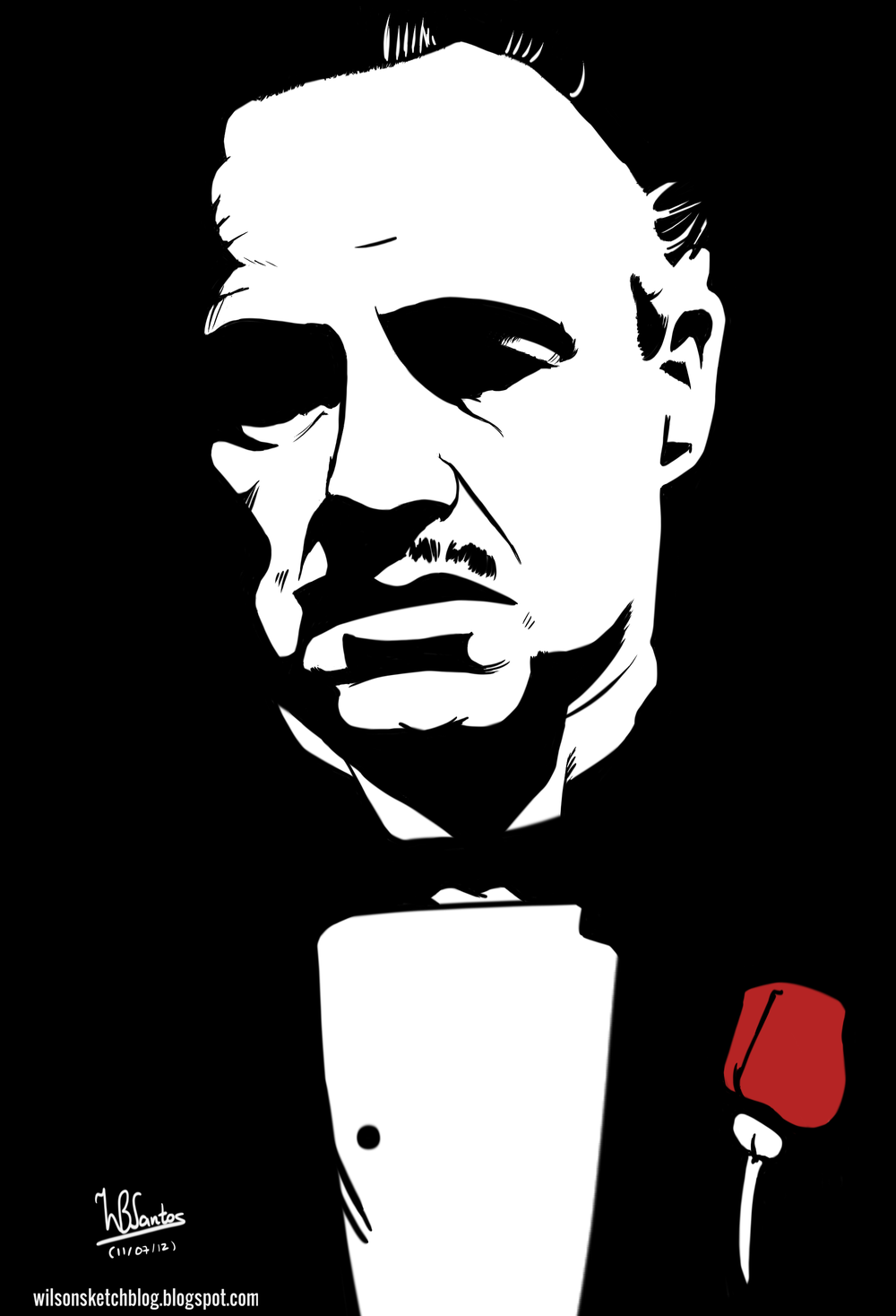 Movie reco the godfather random structured haphazard all me