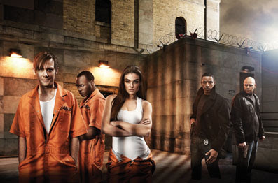 The cast of Breakout Kings