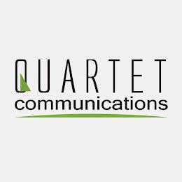 株式会社カルテットコミュニケーションズ logo
