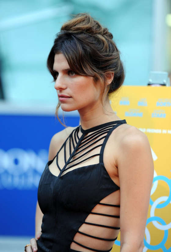 "Lake Bell â€"" A Good Old Fashioned Orgy screening in LA:celebrities,fashion girl0"