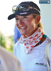 J/70 MUSE skipper- women sailor Heather Gregg-Earl