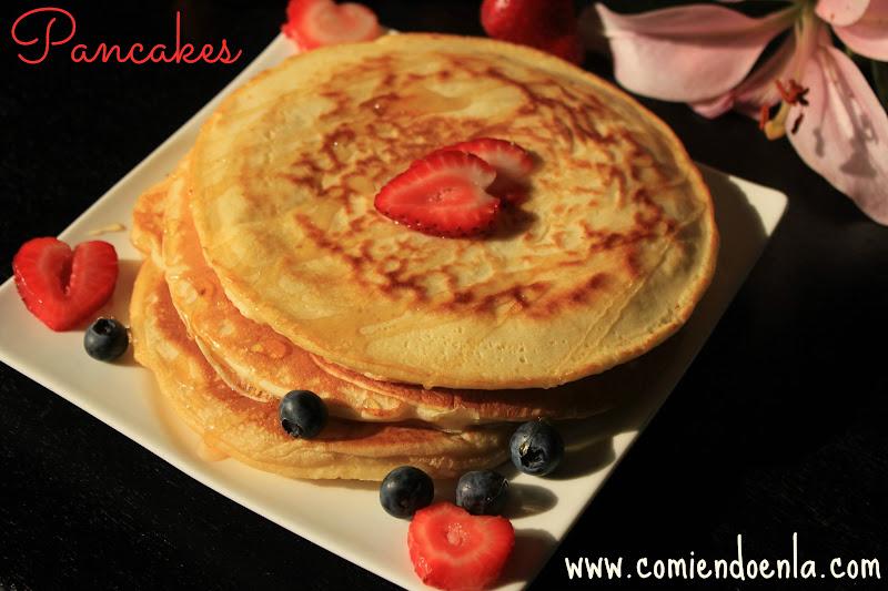 Pancakes Valentine's Ideas